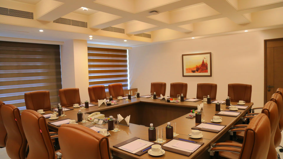 Meeting and Events at Efcee Sarovar Portico , Hotels in Bhavnagar  2