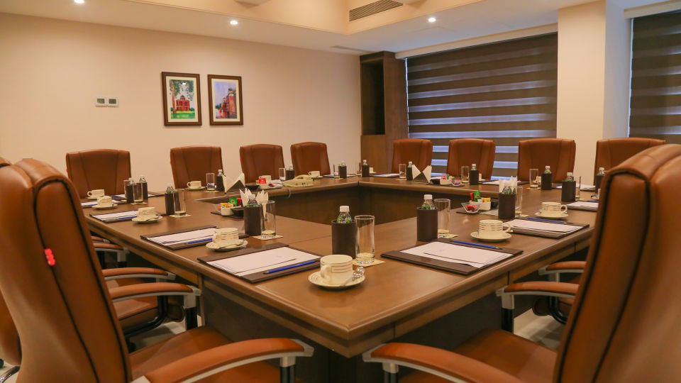 Meeting and Events at Efcee Sarovar Portico , Hotels in Bhavnagar  5