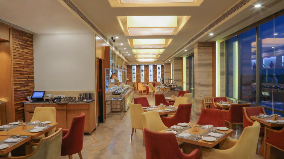 Victoria 23 at Efcee Sarovar Portico , Restaurants in Bhavnagar  1