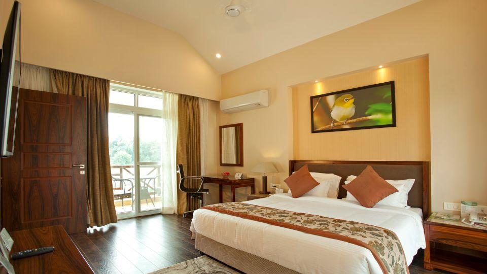 Luxury Cottage Bed Room