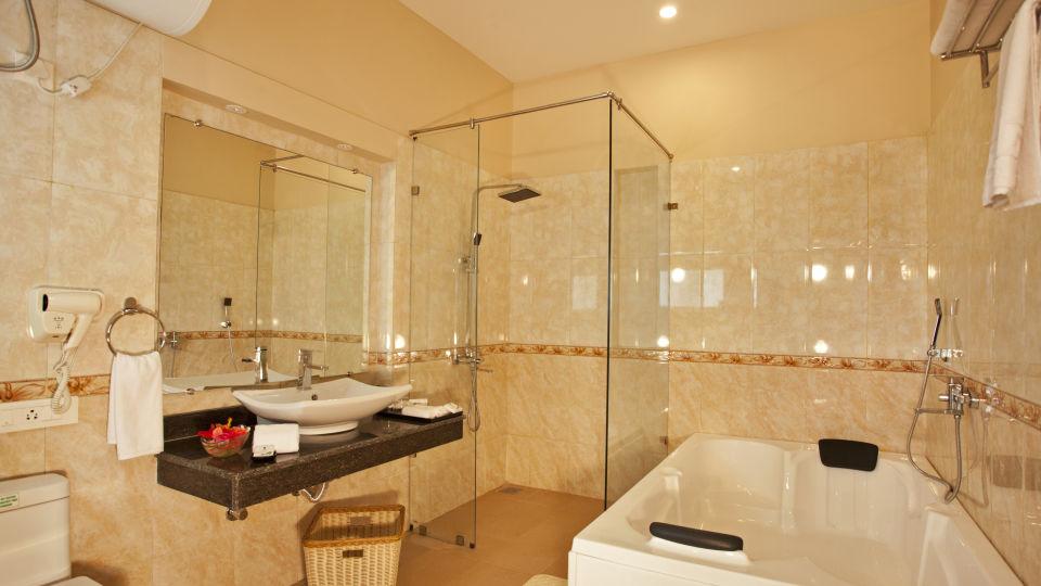 Premium Cottage Washroom