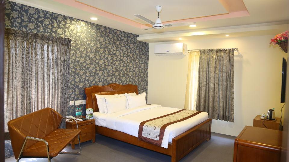 Theme Villa Bedroom