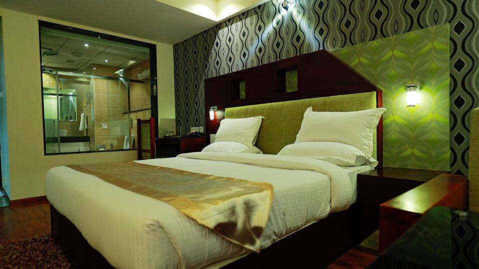 Executive Rooms 1, Gokulam Park Munnar, Stay in Munnar