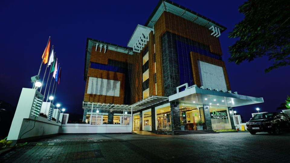 Facade 4, Gokulam Park Munnar, Best Hotel in Munnar