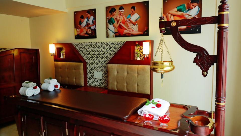 Royal Spa 2, Munnar Spa, Gokulam Park Munnar
