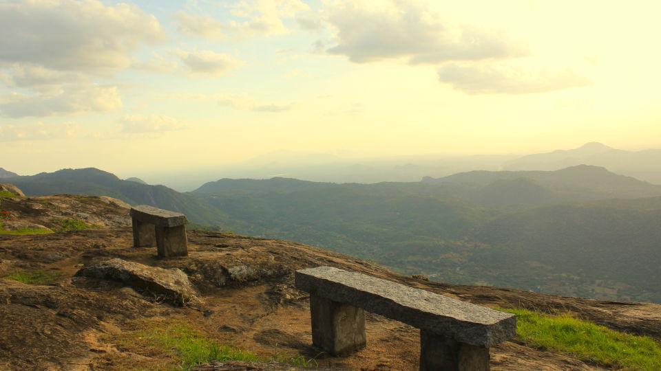 Heaven's Ledge - Campsite, Yercaud Yercaud The View heavens ledge campsite yercaud