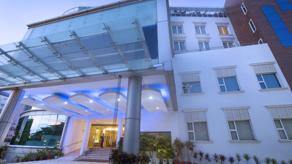Hotel Atithi, Pondicherry Pondicherry 20