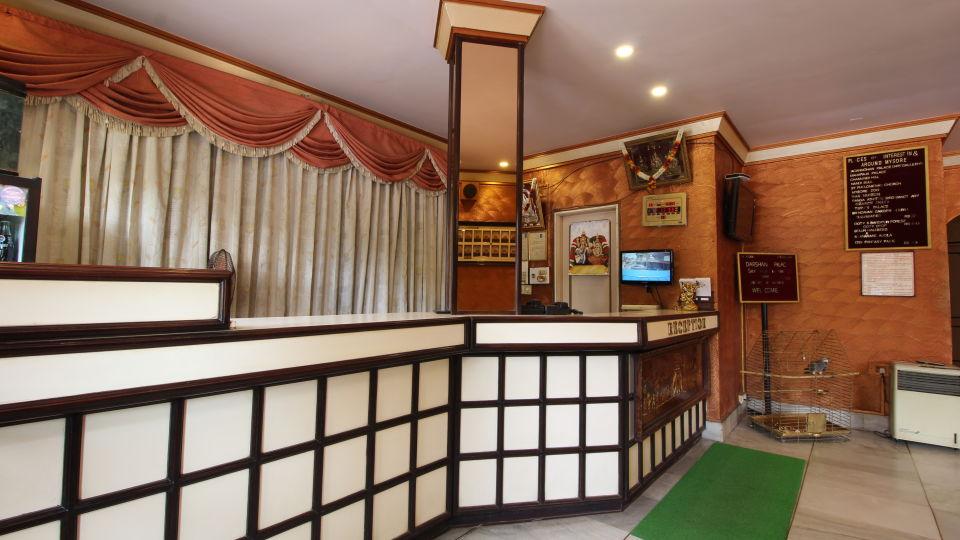 Hotel Darshan Palace, Mysore Mysore Reception 2 Hotel Darshan Palace Mysore