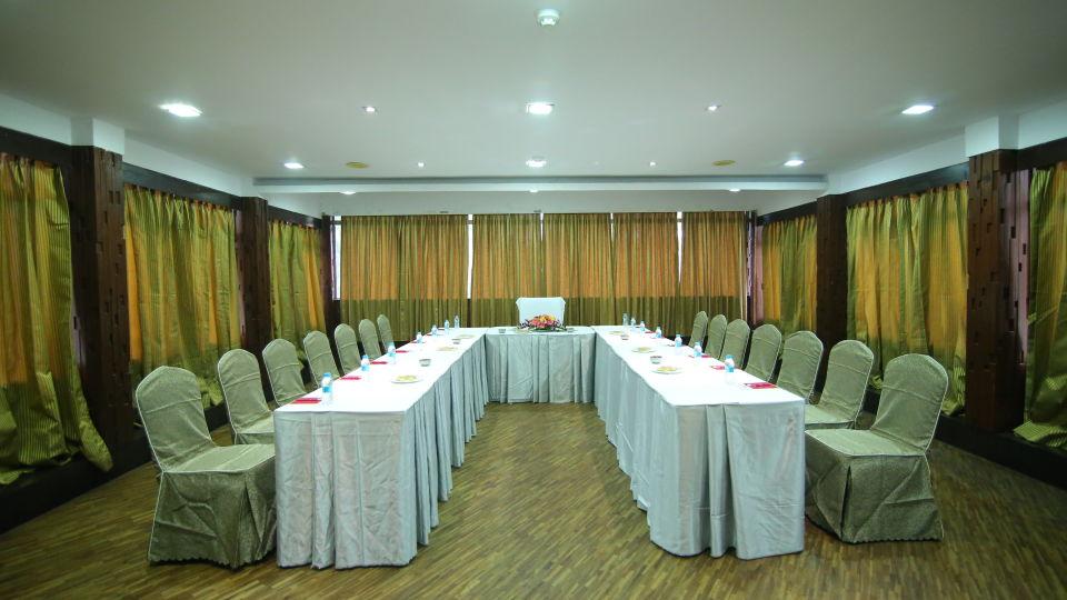 Maitri Banquet at Hotel Daspalla Visakhapatnam 2