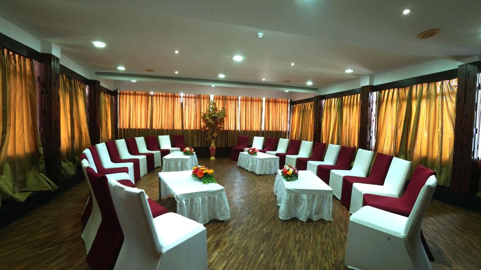 Maitri Banquet at Hotel Daspalla Visakhapatnam 3