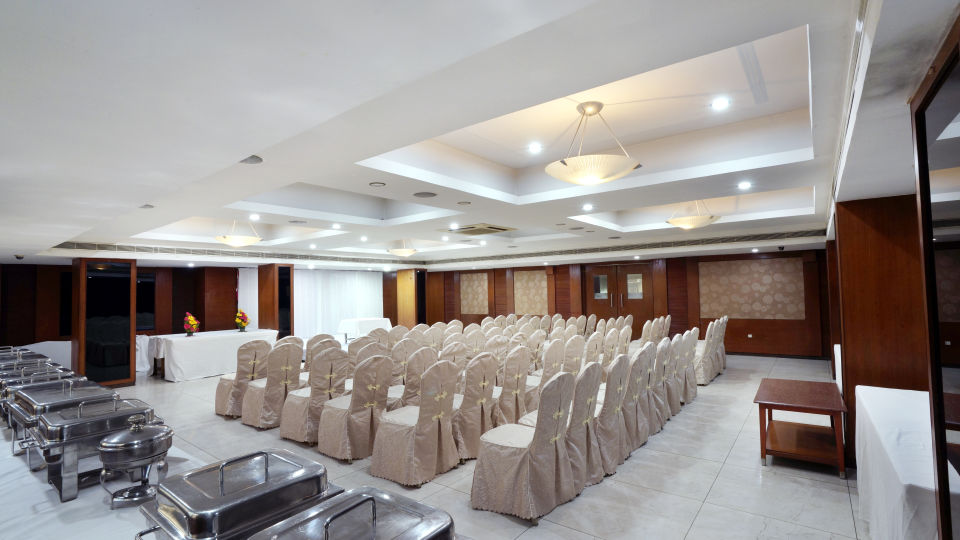 Banquet Halls at Hotel Geetha Regency in Guntur 2