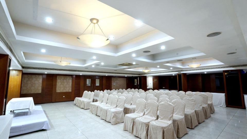 Banquet Halls at Hotel Geetha Regency in Guntur 3