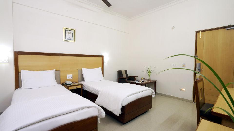 Executive Rooms at Hotel Geetha Regency in Guntur 3