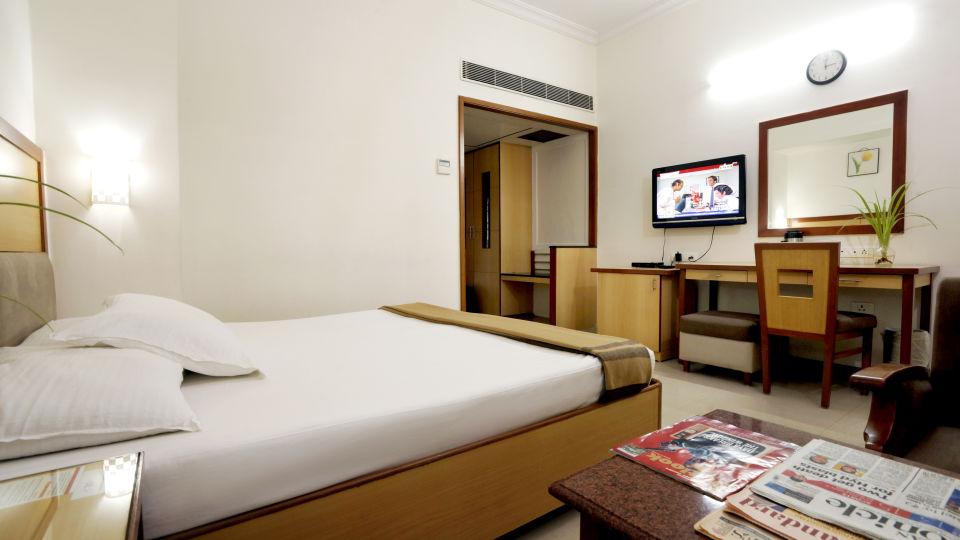 Suite at Hotel Geetha Regency in Guntur 1