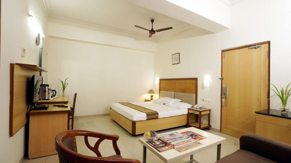 Suite at Hotel Geetha Regency in Guntur 5