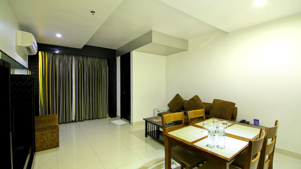 Suites in Chennai, Hotel Gokulam Park Chennai, Stay Near Ashok Road 2473