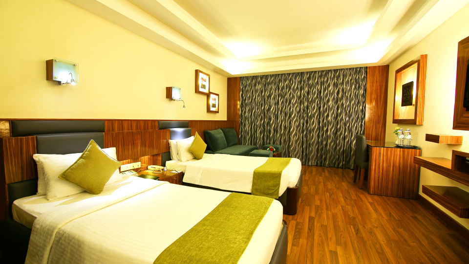 Superior Rooms at gokulam park and convention centre cochin, rooms in kaloor  5