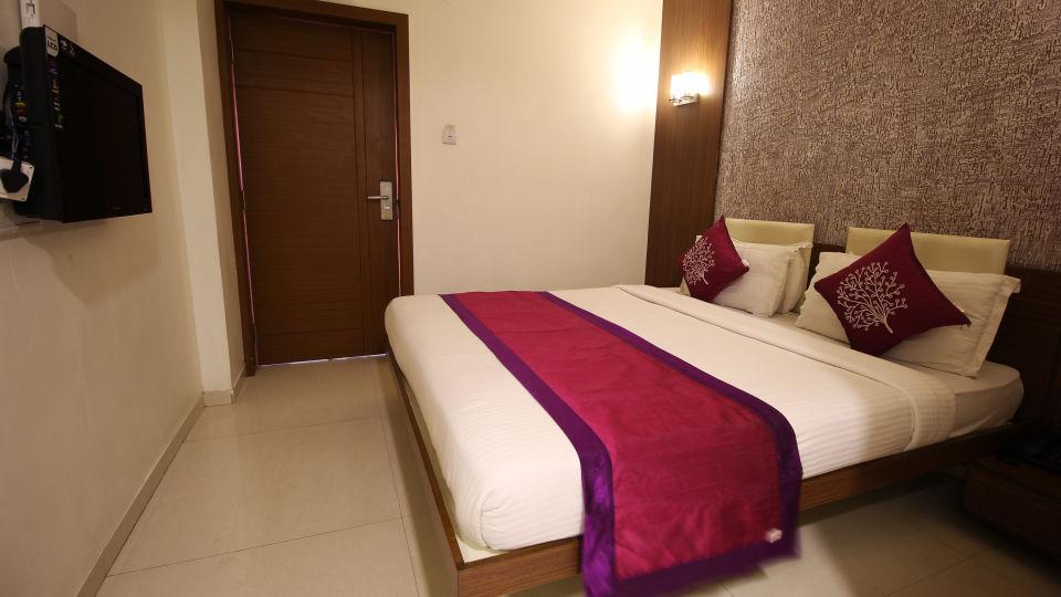 Superior Room Hotel Jyoti - Rajkot Gujrat 10