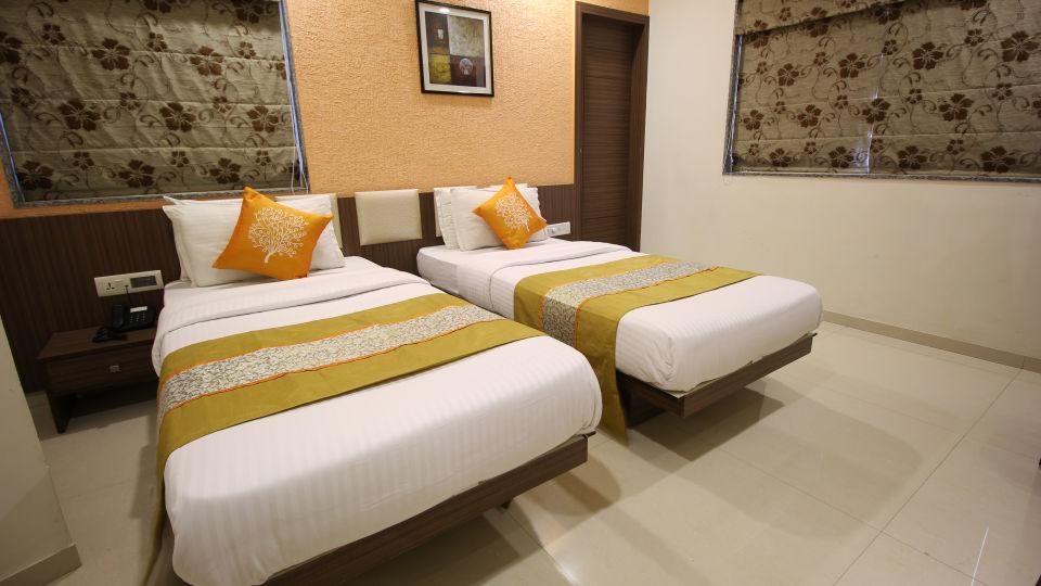 Superior Room Hotel Jyoti - Rajkot Gujrat 13