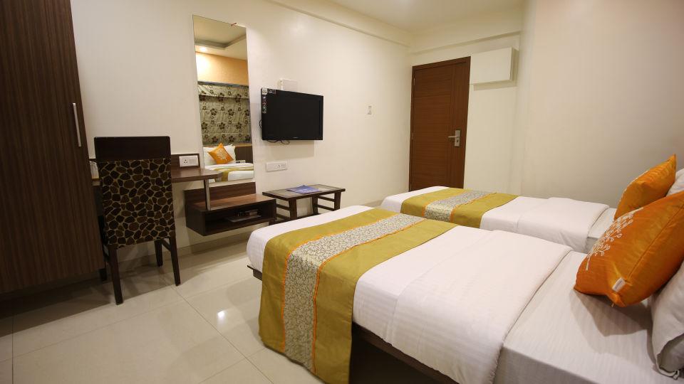 Superior Room Hotel Jyoti - Rajkot Gujrat 14