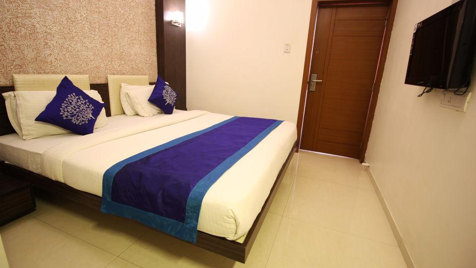 Superior Room Hotel Jyoti - Rajkot Gujrat 6