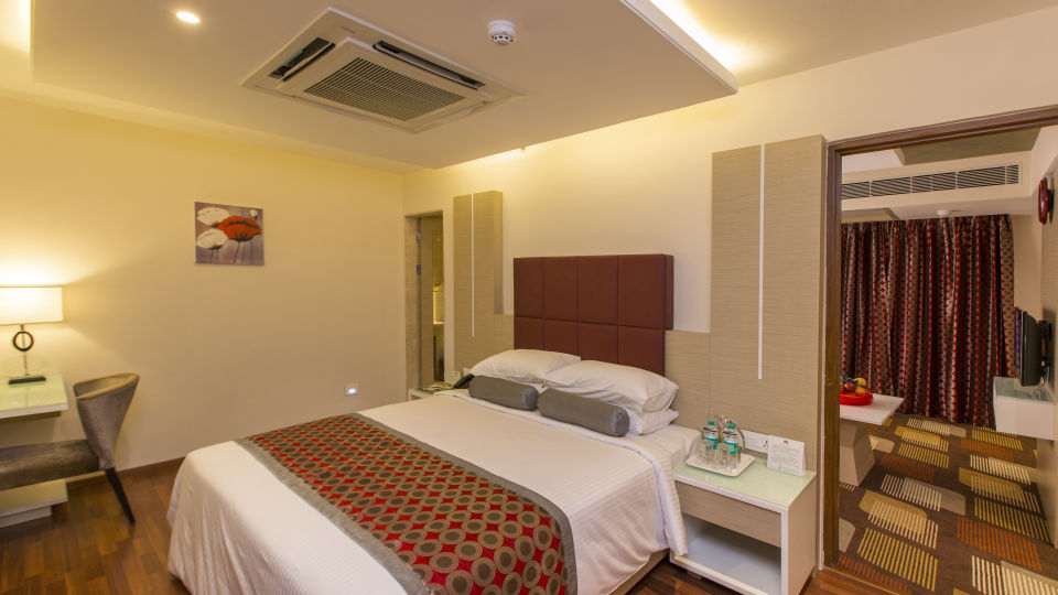 Hotel Pai Viceroy, Tirupati Tirupati Hotel Pai Viceroy Tirupathi Suite 8