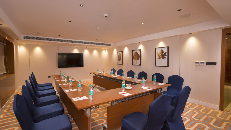 Board Room at Hotel Southend By TGI - Bommasandra Bangalore3