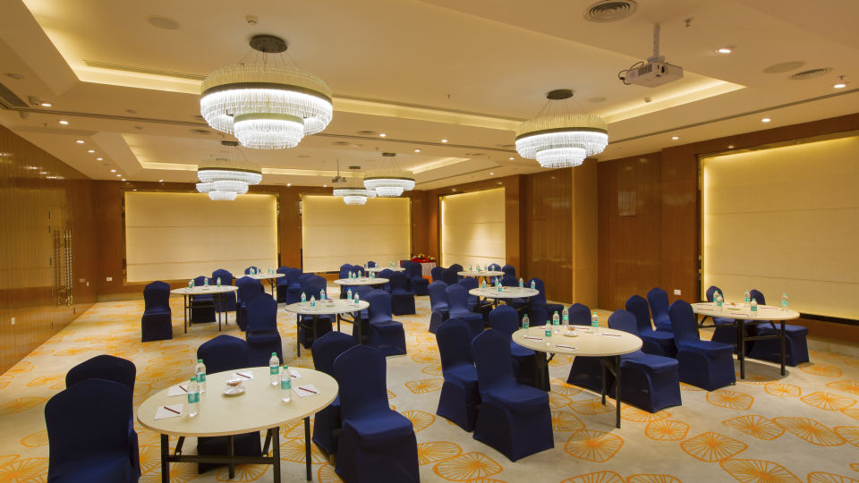 Conference Hall at Hotel Southend By TGI - Bommasandra Bangalore2