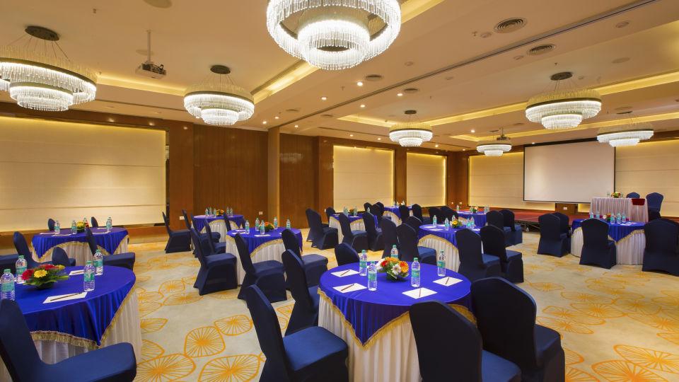 Conference Hall at Hotel Southend By TGI - Bommasandra Bangalore6