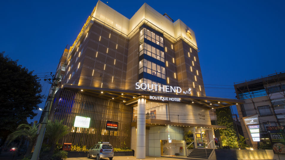 Facade at Hotel Southend By TGI - Bommasandra Bangalore2