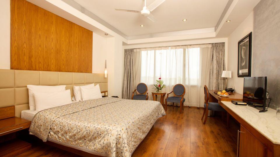 Club Room at Hotel Southern Star Mysuru 2