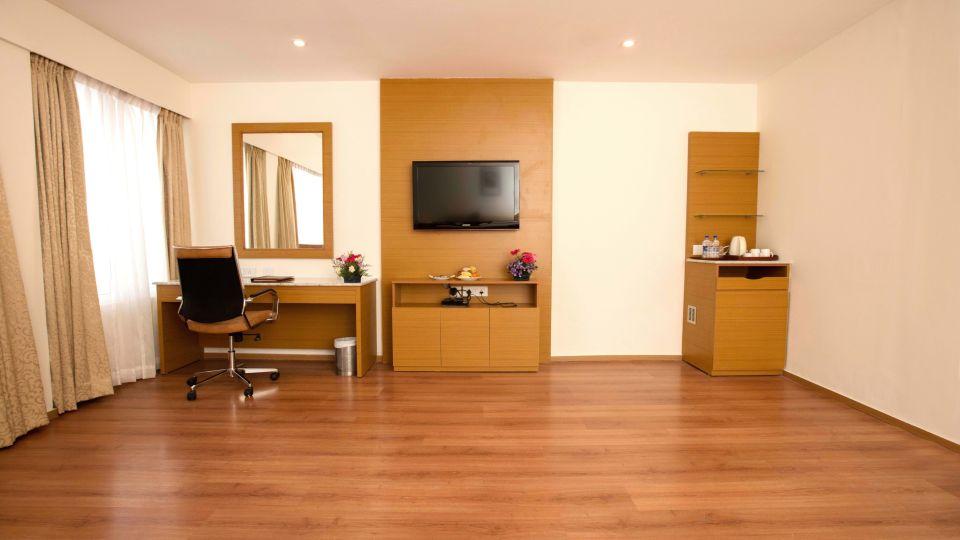 Superior Room at Hotel Southern Star Mysuru 7