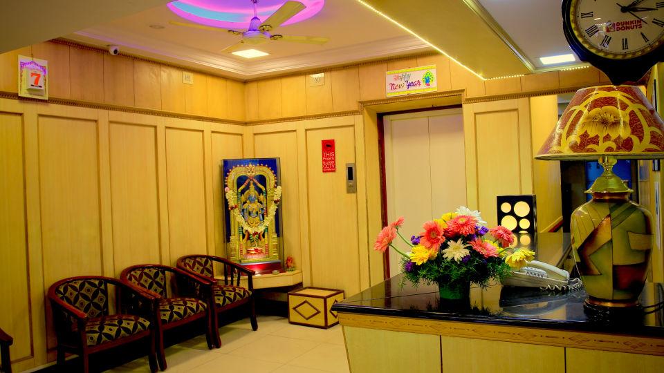 Hotel Swagath, Bangalore Bangalore Reception Lobby Hotel Swagath Bangalore 1