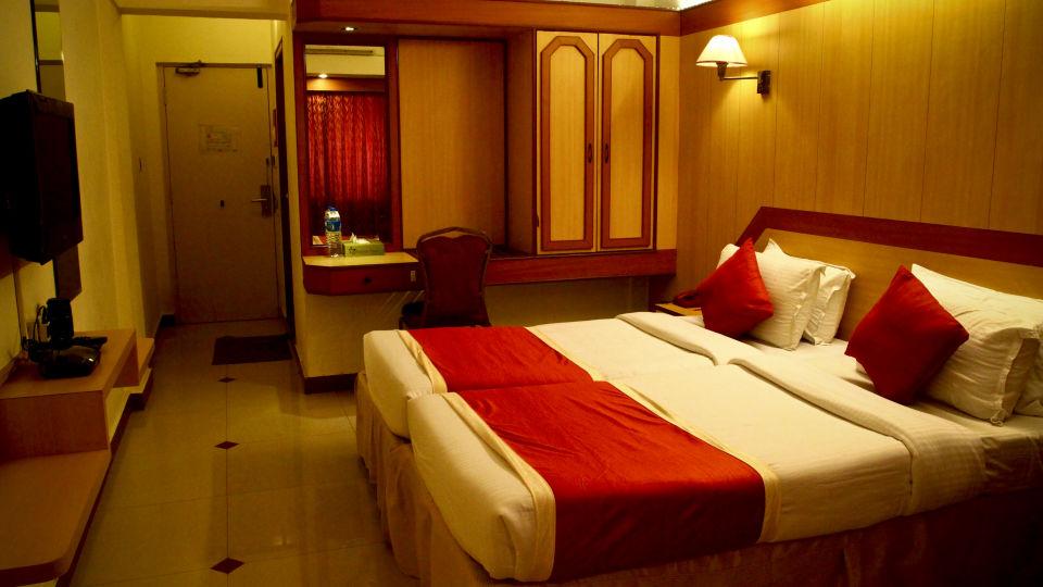 Rooms near Majestic, Hotel Swagath, Standard Non AC Rooms 2