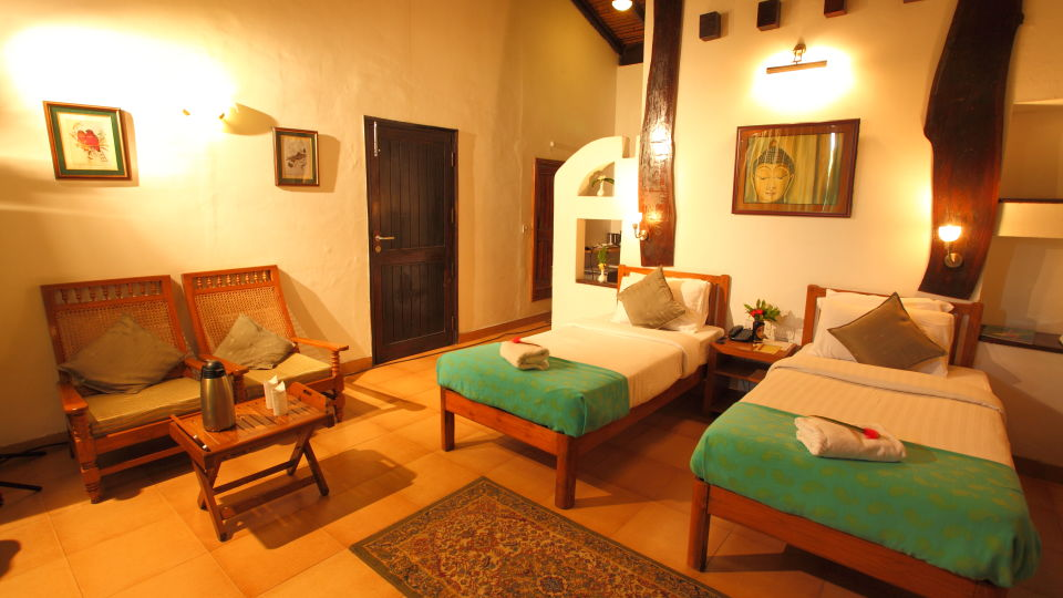 River Facing Rooms at Infinity Resorts Corbett, Rooms in Uttarakhand 1