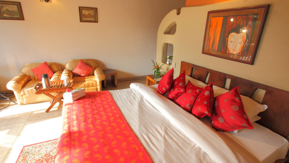 River Facing Rooms at Infinity Resorts Corbett, Rooms in Uttarakhand 3