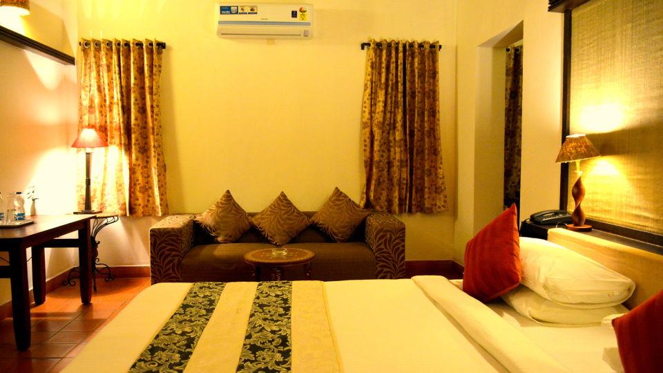 Kadkani Riverside Resorts, Coorg Coorg Deluxe Rooms- Cottage Kadkani River Resort Coorg 7