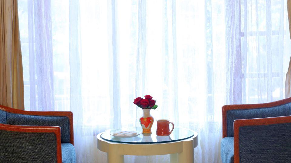 Superior Room - Sitting Area