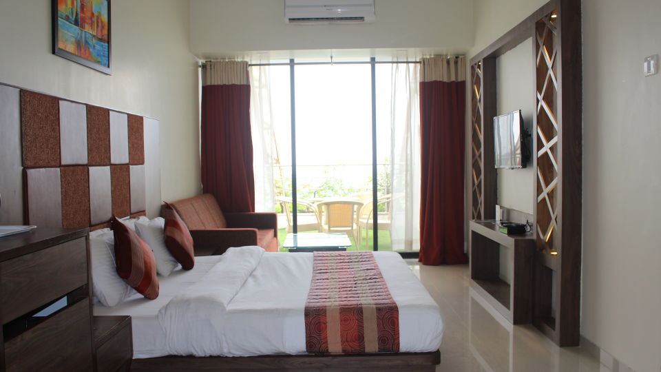 Mango Club at Mango Hotels Valley View Mahabaleshwar, Rooms Near Wilson Point 0907