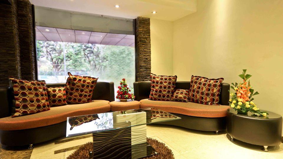 Lobby, Mango Hotels Prajwal, Rajajinagar Hotel