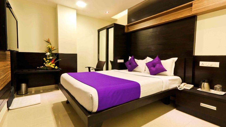 Valley View Rooms, Mango Hotels Prajwal, Rooms in Bangalore