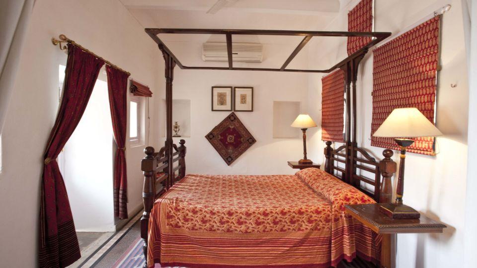 Neemrana Fort Palace Neemrana Manak Mahal Hotel Neemrana Fort Palace Neemrana Rajasthan 1