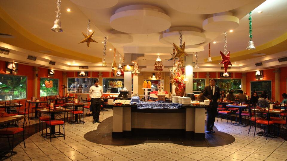 Restaurant in Kolkata  Floatel Kolkata Kolkata  The Bridge Restaurant 10
