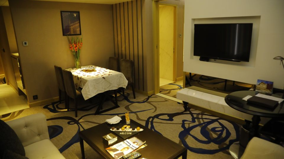 PPHD P-Suite Living Room