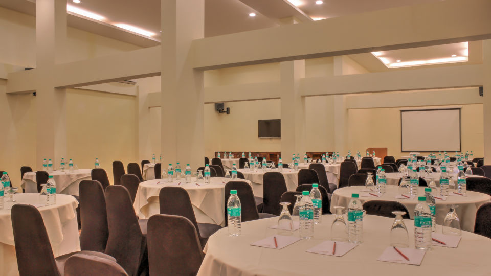 Conference Hall-1 Cluster Style Capacity 48 pax