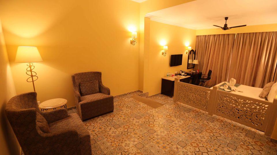 Regal Suite Ramada Resort Kumbhalgarh Resorts in Kumbhalgarh 5