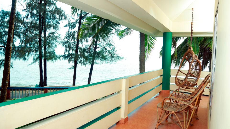 Kappad Balcony View