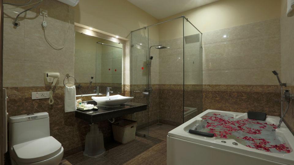CLUB COTTAGE Resort De Coracao Corbett