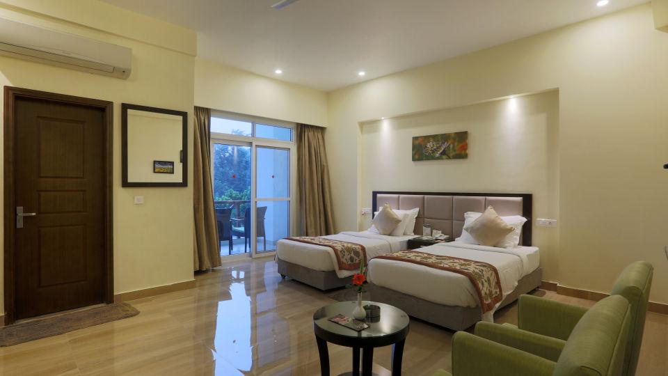 LUX ROOM Resort De Coracao Corbett