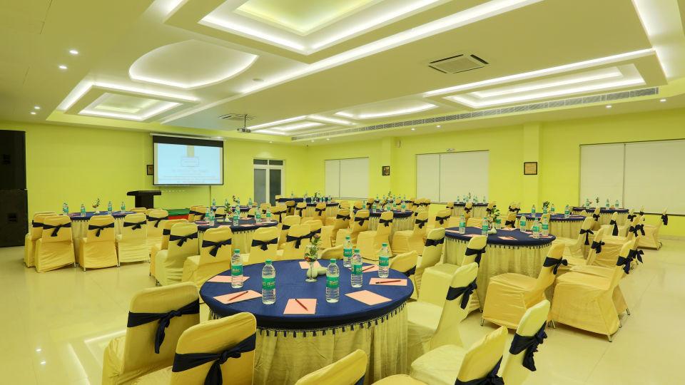 Banquet Hall Resort de Coracao Corbett 3